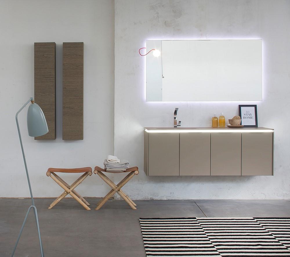 mobili bagno busto arsizio | fassi design - Arredo Bagno Beige